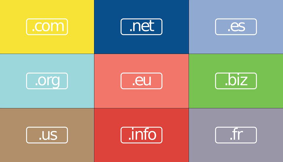 Optimizacija spletnih strani - pomeni izbire primernega imena za domeno