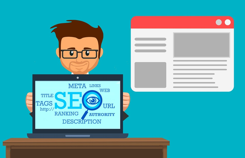 SEO strategija - optimizacija spletnih strani